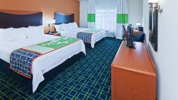 Kamers Fairfield Inn & Suites Tulsa Southeast/Crossroads Village