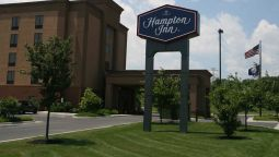 Buitenaanzicht Hampton Inn Harrisonburg - South