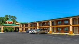 Exterior view Econo Lodge Nashville