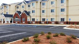 Exterior view MICROTEL MONTGOMERY