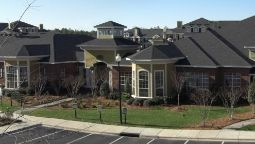 Exterior view OAKWOOD RALEIGH BRIER CREEK