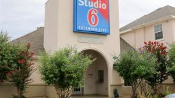 Exterior view STUDIO 6 LUBBOCK MEDICAL CENTER