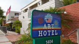 Exterior view ART HOTEL LAGUNA BEACH