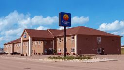 Exterior view Comfort Inn Dawson Creek