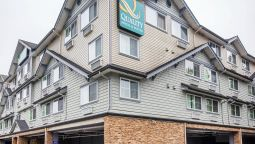 Exterior view Quality Hotel & Suites Langley