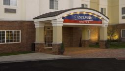 Exterior view Candlewood Suites LAX HAWTHORNE
