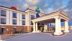 Buitenaanzicht Holiday Inn Express & Suites COVINGTON