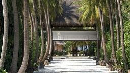 Exterior view FOUR SEASONS LANDAA GIRAAVARU