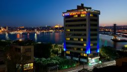 Exterior view Istanbul Golden City Hotel