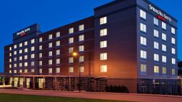 Exterior view SpringHill Suites Pittsburgh Southside Works
