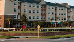 Buitenaanzicht Residence Inn Houston Katy Mills