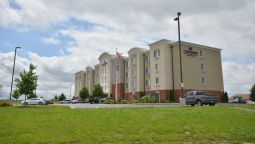 Exterior view Candlewood Suites CAPE GIRARDEAU