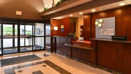 Buitenaanzicht Holiday Inn Express & Suites EDMONTON NORTH