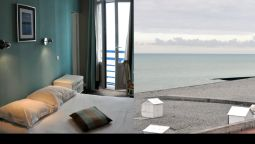 Room with a sea view Le Bellevue Logis