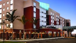 Exterior view Hyatt Place Ft Lauderdale Airport  Cruise Port