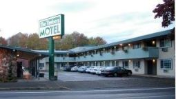 Exterior view TIMBERS MOTEL