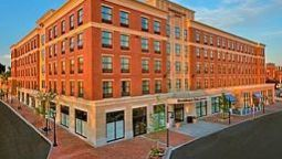 Buitenaanzicht Residence Inn Portsmouth Downtown/Waterfront