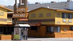 GEARY PARKWAY MOTEL - San Francisco (Californië)