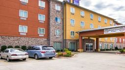 Buitenaanzicht Sleep Inn & Suites I-20
