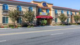 Buitenaanzicht Comfort Suites Near Industry Hills Expo Center