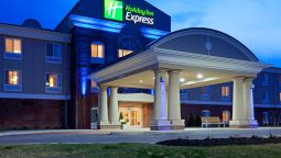 Exterior view Holiday Inn Express WASHINGTON CH JEFFERSONVILLE S
