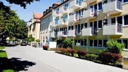 Exterior view Frederics Serviced Apartments Schwabing