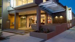 Exterior view CHIFLEY APARTMENTS NEWCASTLE