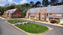 Exterior view Rockliffe Hall Hotel Golf & Spa