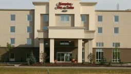 Exterior view Hampton Inn and Suites by Hilton Red Deer