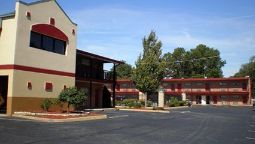 Exterior view Econo Lodge  Inn & Suites I-35 at Shawnee Mission