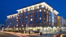 Buitenaanzicht Hilton Garden Inn Arlington Shirlington