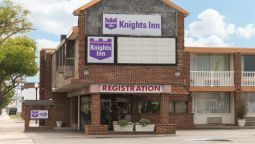 Exterior view KNIGHTS INN ATLANTIC CITY