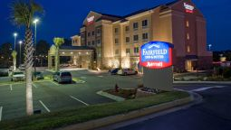 Buitenaanzicht Fairfield Inn & Suites Commerce