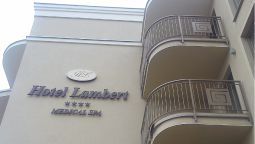 Exterior view Lambert Medical SPA****
