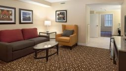 Kamers DoubleTree Suites by Hilton Detroit Downtown - Fort Shelby