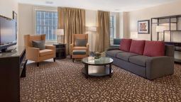Room DoubleTree Suites by Hilton Detroit Downtown - Fort Shelby