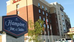 Buitenaanzicht Hampton Inn - Suites Dallas-Lewisville-Vista Ridge Mall TX