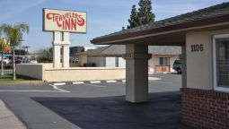 Exterior view TRAVELERS INN MANTECA