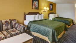 Room Quality Inn & Suites Weatherford