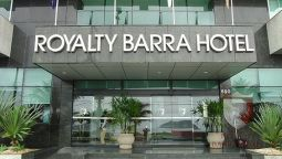 Exterior view Royalty Barra Hotel