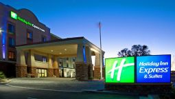 Buitenaanzicht Holiday Inn Express & Suites TWENTYNINE PALMS- JOSHUA TREE