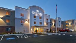 Exterior view Candlewood Suites LAKEWOOD