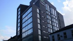Buitenaanzicht Holiday Inn Express MANCHESTER CC - OXFORD ROAD