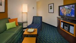 Room Fairfield Inn & Suites San Antonio North/Stone Oak