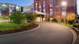 Buitenaanzicht SpringHill Suites Columbia Downtown/The Vista