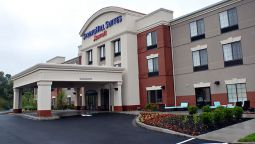 Exterior view SpringHill Suites Quakertown