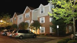 Exterior view TownePlace Suites East Lansing