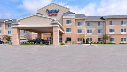 Buitenaanzicht Fairfield Inn & Suites Columbus West/Hilliard
