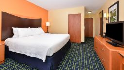 Kamers Fairfield Inn & Suites Columbus West/Hilliard