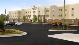 Exterior view Candlewood Suites LAWTON FORT SILL